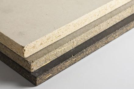 Viroc tablero cemento madera materfad - Panel madera cemento ...