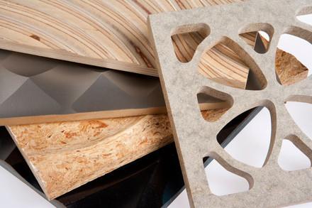 Panelate paneles para interior y exterior con relieves - Paneles de madera para exterior ...